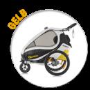 Kidgoo2 in gelb/schwarz