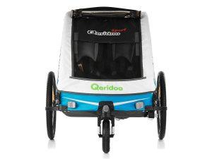 Kidgoo2 Kindersportwagen Vorderansicht
