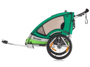 Sportrex1 Kindersportwagen Fahrradanhänger