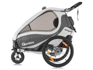 Kidgoo2 Sport Kindersportwagen Seitenansicht anthrazitgrau