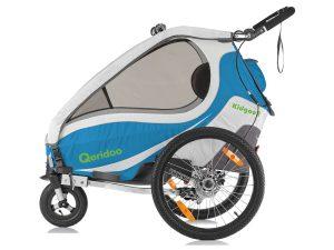 Kidgoo2 Sport Kindersportwagen Seitenansicht blau