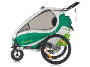 Kidgoo2 Sport Kindersportwagen Seitenansicht grün
